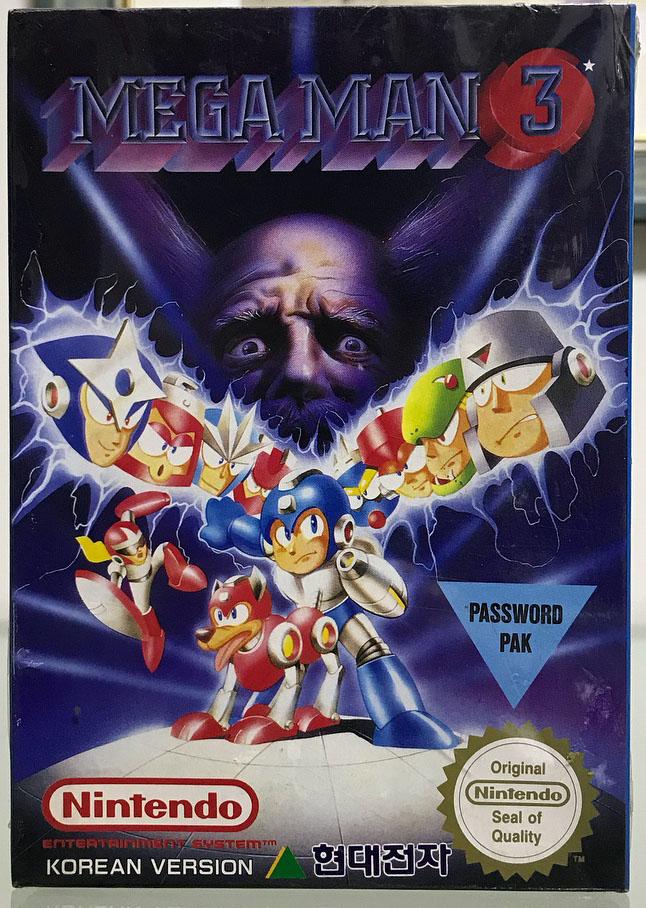 [Dossier] Master List NES Korean (COMBOY) Megama14