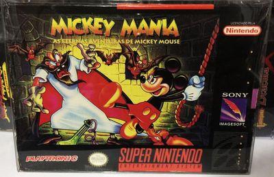 [Dossier] Master List SNES Brazil (Playtronic / Gradiente) Mickey10