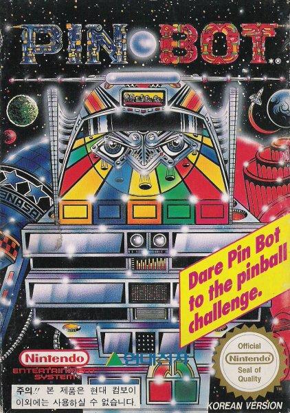 [Dossier] Master List NES Korean (COMBOY) Pinbot11