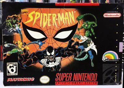 [Dossier] Master List SNES Brazil (Playtronic / Gradiente) Spider10