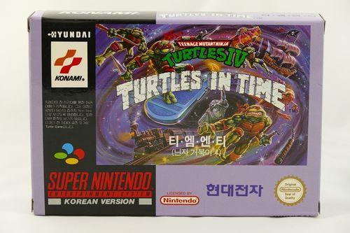 [Dossier] Master List SNES Korean (SUPER COMBOY) Turtle11