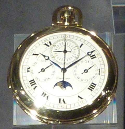 vacheron - COMPTE RENDU salon belles montres 2009 - Page 3 P1000519