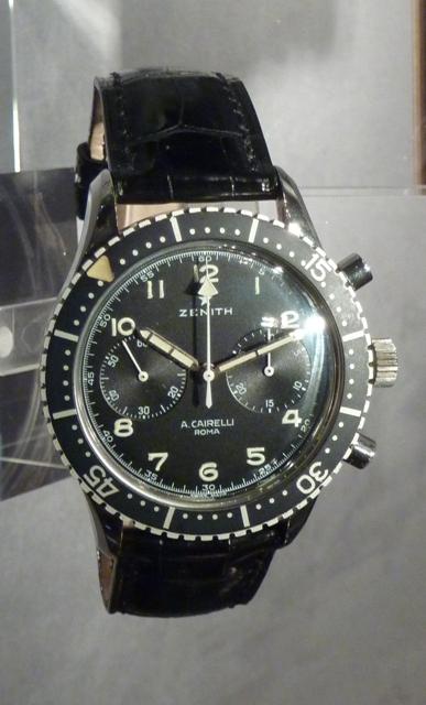 vacheron - COMPTE RENDU salon belles montres 2009 - Page 3 P1000520
