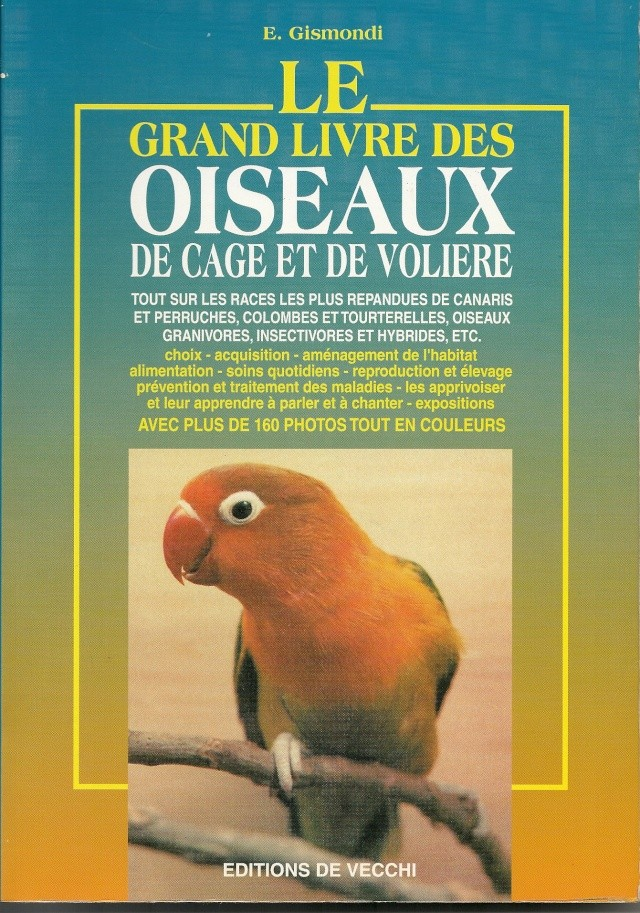 LE GRAND LIVRE DES OISEAUX DE CAGE ET DE VOLIERE Le_gra10