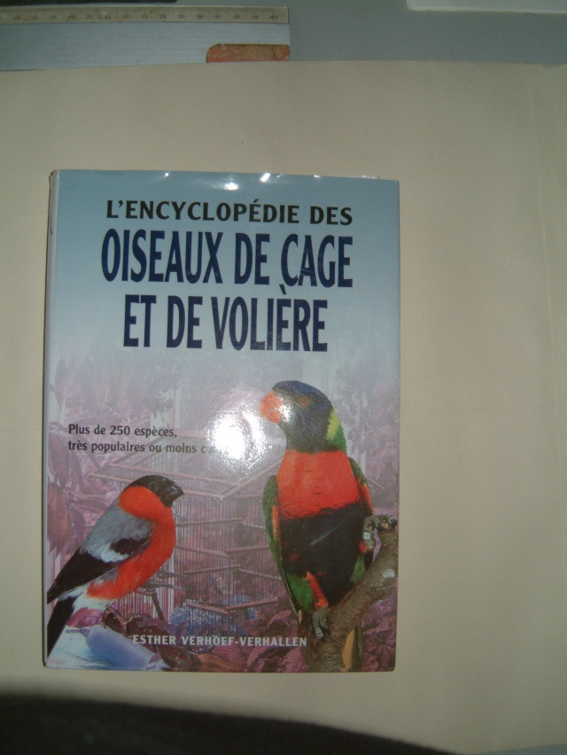 L'ENCYCLOPEDIE DES OISEAUX DE CAGE ET DE VOLIERE Livre_12