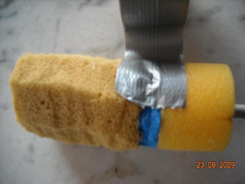 Fabrication de fleches pour GN Fleche28