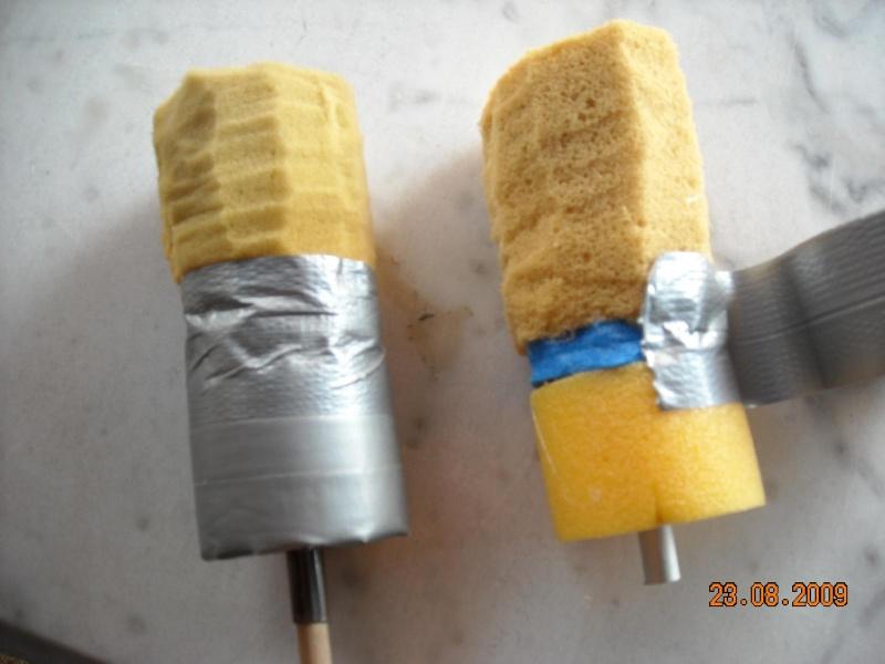 Fabrication de fleches pour GN Fleche29