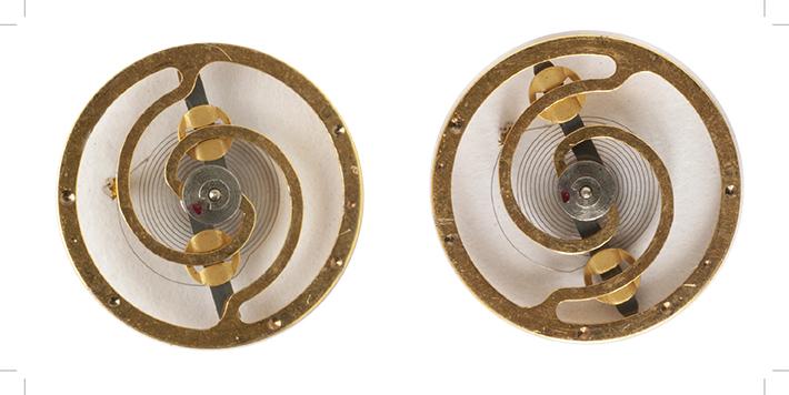Type de raquette des montres et  incidence sur le réglage. - Page 3 Masse_10