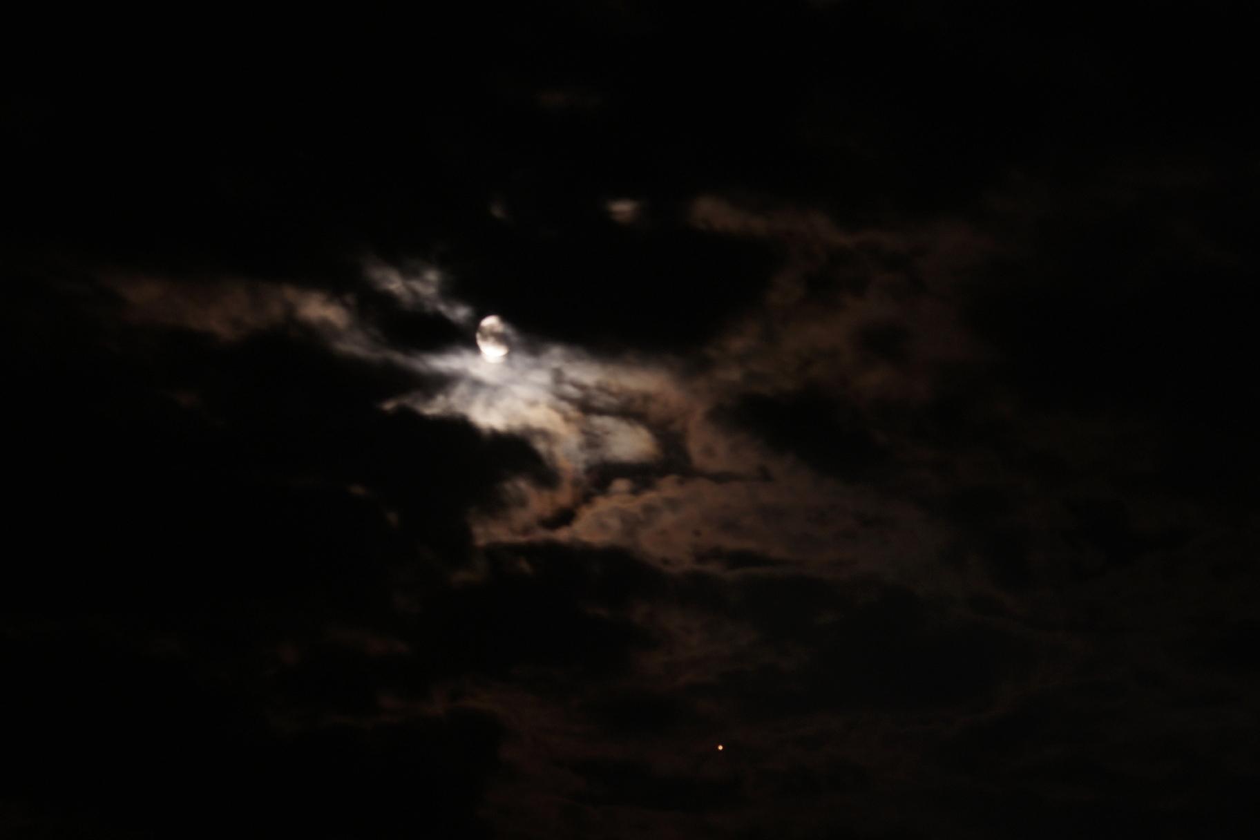 Observation vendredi 27 juillet 2018 - spéciale Eclipse de Lune Dsc05610