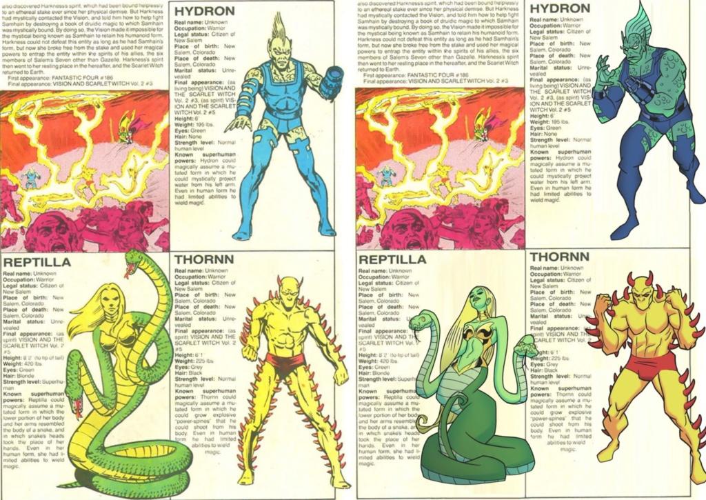 La liste idéale des bustes Marvel de 'Redwing' - Page 2 400ac910