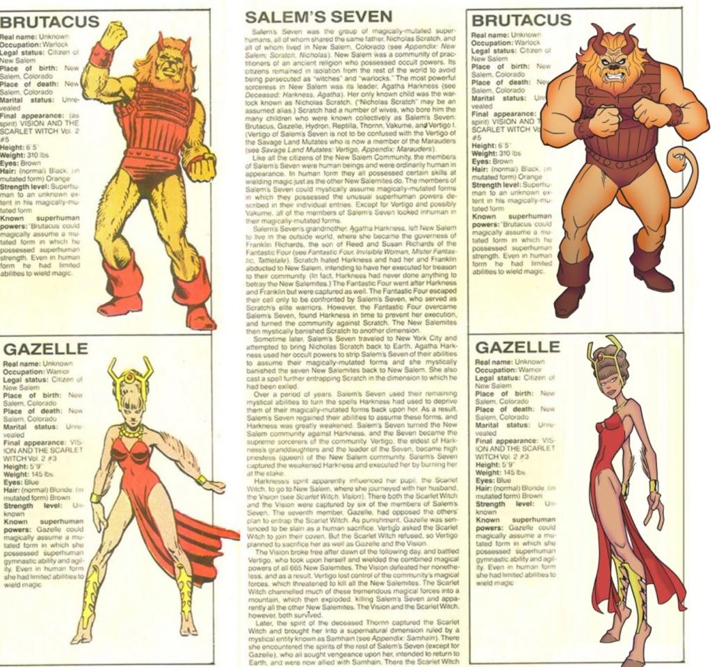 La liste idéale des bustes Marvel de 'Redwing' - Page 2 E86ce710