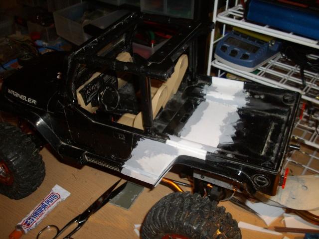 jeep wrangler rallongée dans le 31 Imgp1717