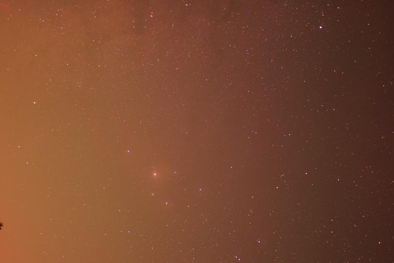 Aux alentours de Rho Ophiuchus, la tête du Scorpion Dsc01510
