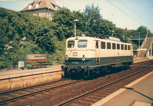 Die E-Lok Baureihe 140 / E40 der DB - der Alleskönner 140_2110