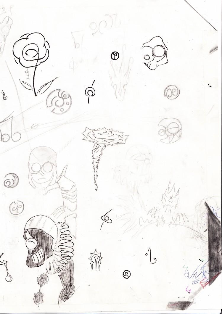dessin d'Aryko - Page 6 Travai11