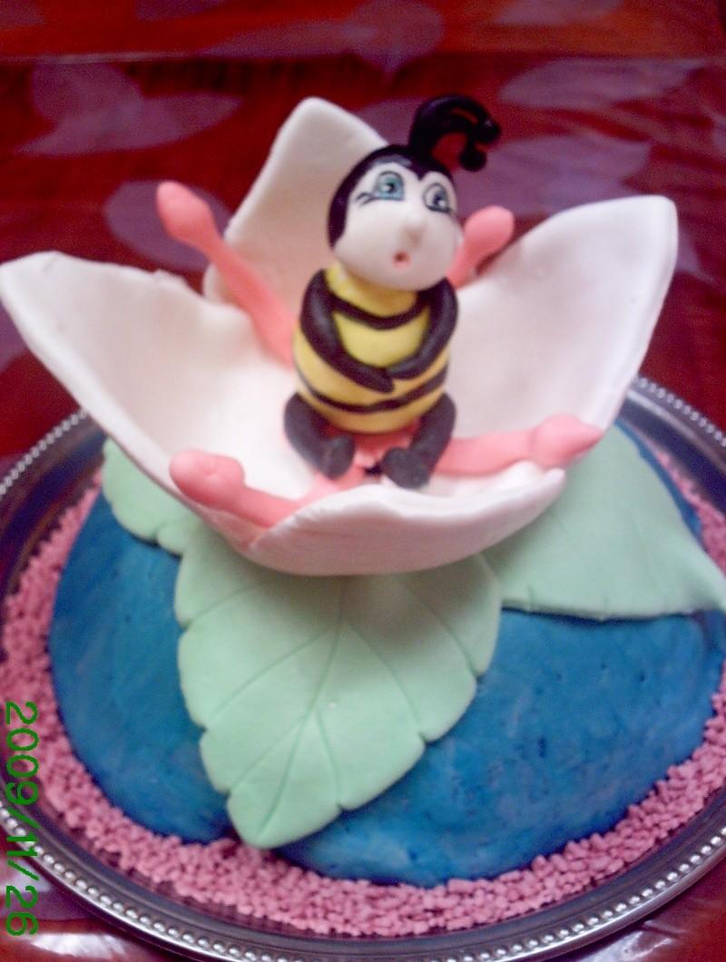 abeille et ruche 00810