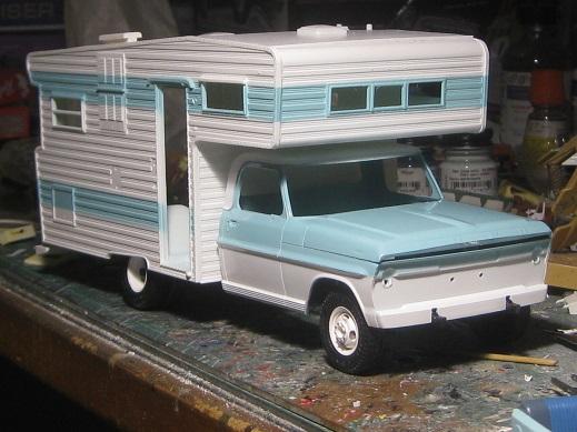 Ford Campervan  Img_3438