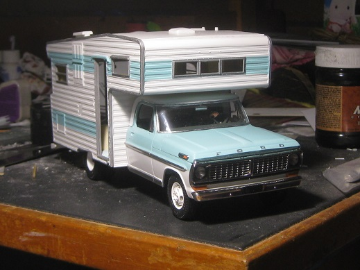 Ford Campervan  Img_3510