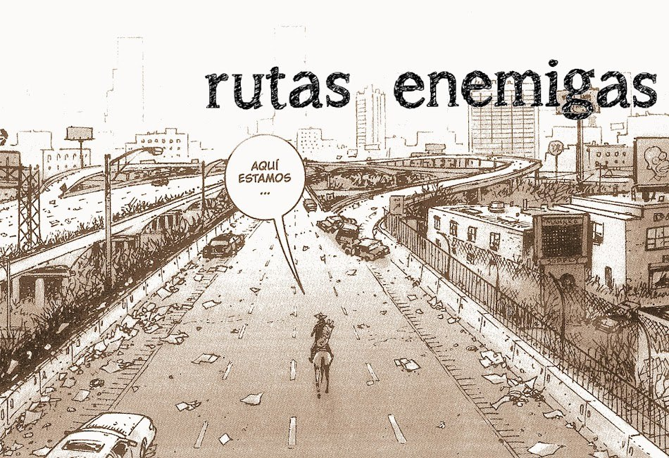 """""""RUTAS ENEMIGAS"""" #337: Especial Asturias 2ª Parte. Escuela de Odio, The Black Panthys Party, Grimä, Alto Volto, Ilegales, Lorena Alvarez - Página 13 Cabece11"""