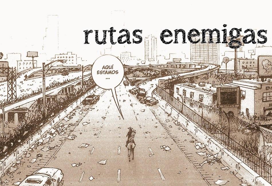 """""""RUTAS ENEMIGAS"""" #337: Especial Asturias 2ª Parte. Escuela de Odio, The Black Panthys Party, Grimä, Alto Volto, Ilegales, Lorena Alvarez - Página 13 Rutas_14"""