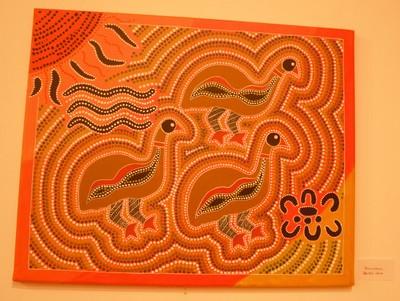 Petit tableau sur l'art aborigène australien Dscf0011