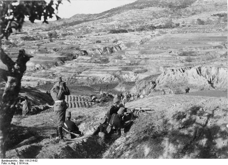 Tsing Tao, 1914. Bundes11