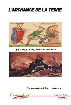 L'archange de la terre (Claude-Aimé Motongane) Couver13