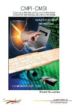 CMPI-CMSI - qualité et sécurité informatique (Didier Hallépée) Couver16