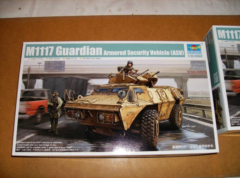 M-1117 GUARDIAN 1/35 Trumpeter 00110
