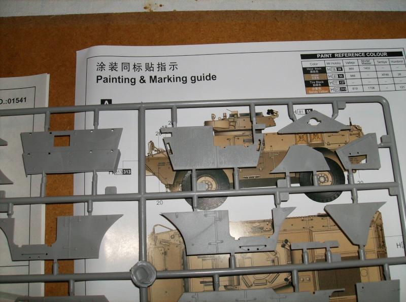M-1117 GUARDIAN 1/35 Trumpeter 01110