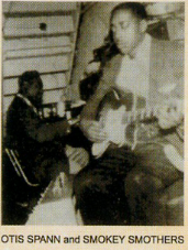 Otis 'Big Smokey' Smothers C10