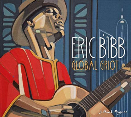 Eric Bibb – Global griot Gg10