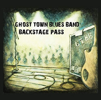 Ghost Town Blues Band – Backstage pass / Live (2018) Gtbb10