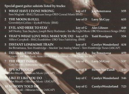 John Mayall - Nobody Told Me Jm10