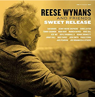 Reese Wynans and Friends - Sweet Release R_w10