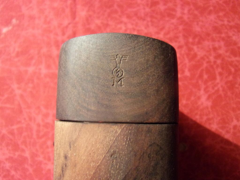 Crosse bois Mauser C96 AVIS   120_0028