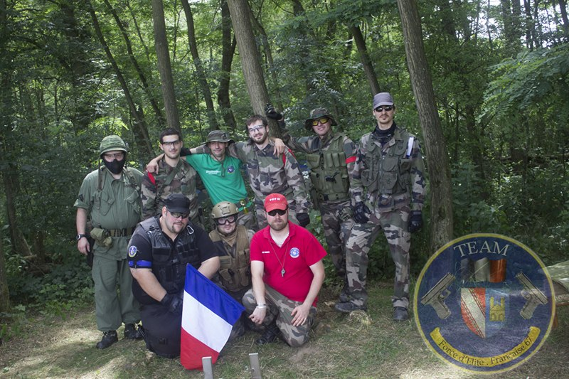 Force D'Élite Française 67 Airsoft