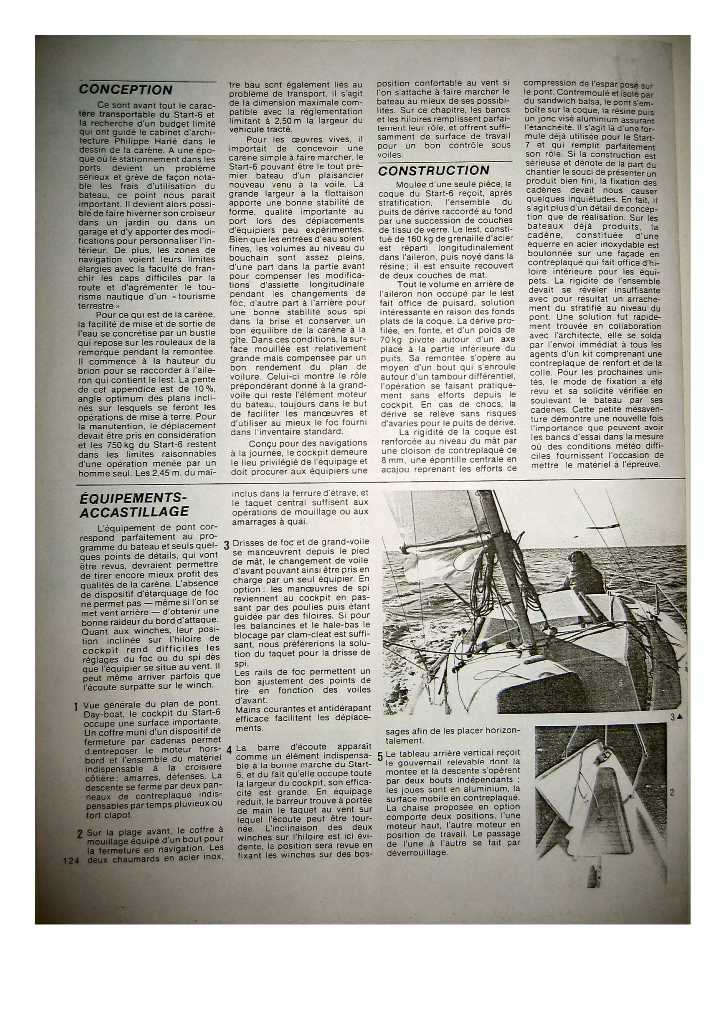 Article Neptune Nautisme Start611
