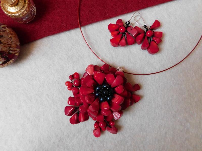 """""""Flori de piatră-Bijoux"""" albumul II-bijuterii artizanale marca Didina Sava - Pagina 8 00110"""