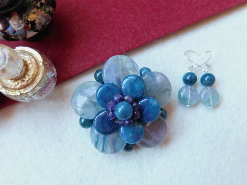 """""""Flori de piatră-Bijoux"""" albumul II-bijuterii artizanale marca Didina Sava - Pagina 3 00116"""