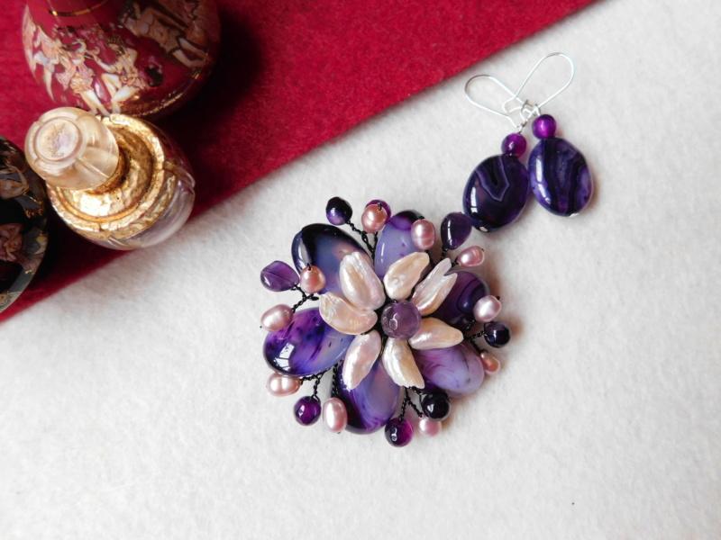 """""""Flori de piatră-Bijoux"""" albumul II-bijuterii artizanale marca Didina Sava - Pagina 3 00118"""