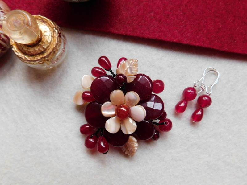"""""""Flori de piatră-Bijoux"""" albumul II-bijuterii artizanale marca Didina Sava - Pagina 3 00119"""