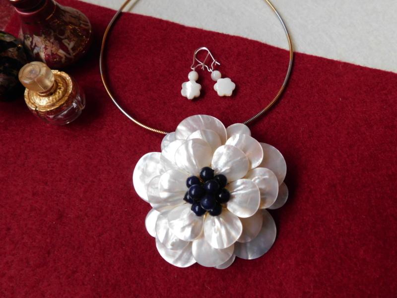 """""""Flori de piatră-Bijoux"""" albumul II-bijuterii artizanale marca Didina Sava - Pagina 5 00124"""