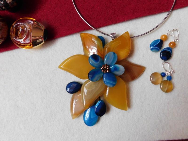 """""""Flori de piatră-Bijoux"""" albumul II-bijuterii artizanale marca Didina Sava - Pagina 2 00130"""
