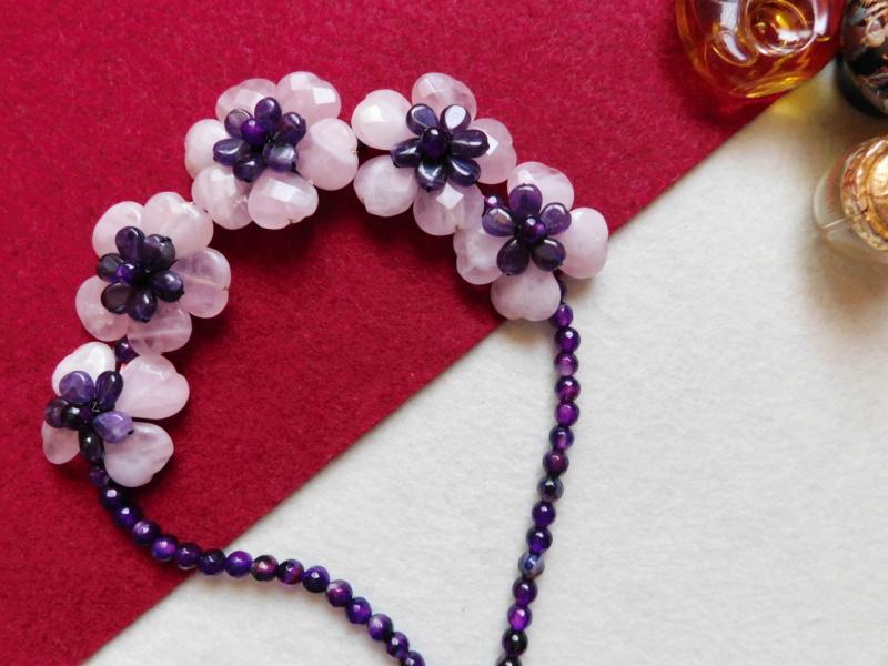 """""""Flori de piatră-Bijoux"""" albumul II-bijuterii artizanale marca Didina Sava - Pagina 8 00211"""