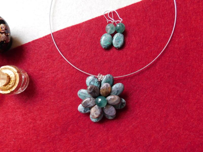 """""""Flori de piatră-Bijoux"""" albumul II-bijuterii artizanale marca Didina Sava - Pagina 7 00212"""