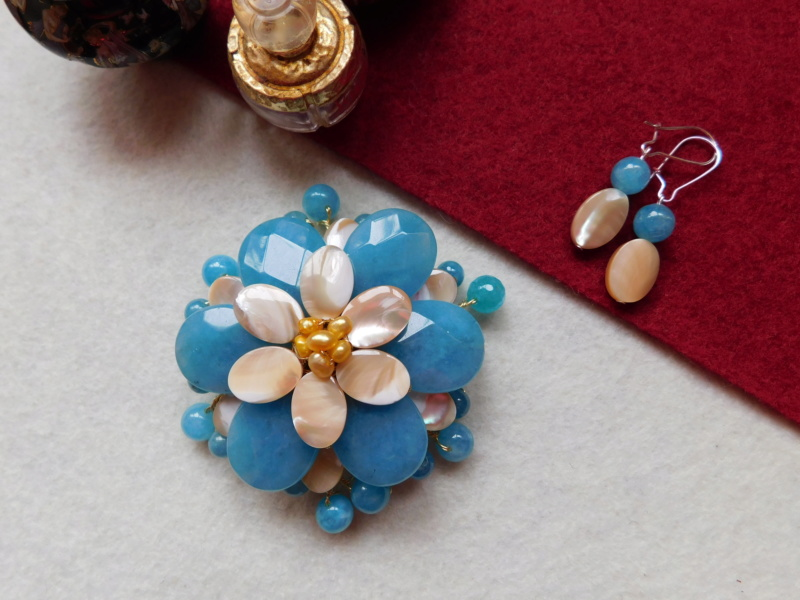 """""""Flori de piatră-Bijoux"""" albumul II-bijuterii artizanale marca Didina Sava - Pagina 3 00215"""