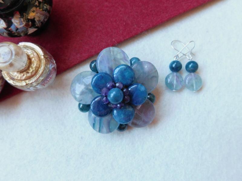 """""""Flori de piatră-Bijoux"""" albumul II-bijuterii artizanale marca Didina Sava - Pagina 3 00216"""