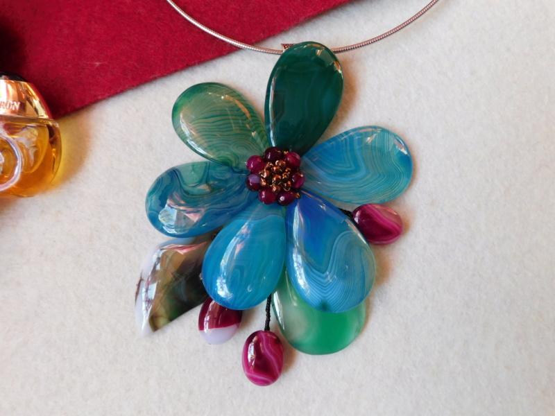 """""""Flori de piatră-Bijoux"""" albumul II-bijuterii artizanale marca Didina Sava - Pagina 2 00224"""