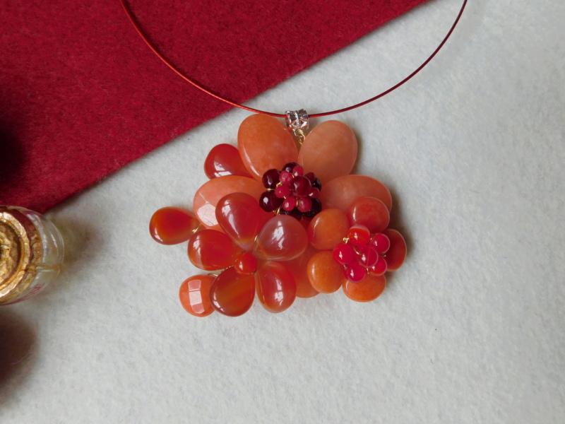 """""""Flori de piatră-Bijoux"""" albumul II-bijuterii artizanale marca Didina Sava - Pagina 8 00312"""